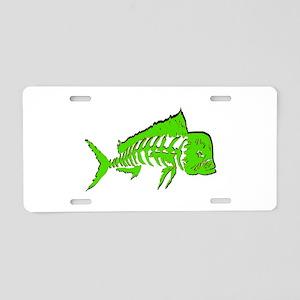 THIS VISION Aluminum License Plate