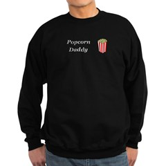 Popcorn Daddy Sweatshirt (dark)