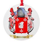 Hermitage Round Ornament