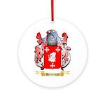 Hermitage Ornament (Round)