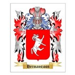 Hermanszoon Small Poster