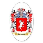 Hermansz Sticker (Oval)