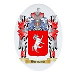 Hermansz Ornament (Oval)