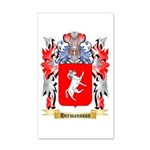 Hermansson 20x12 Wall Decal
