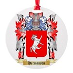 Hermansen Round Ornament