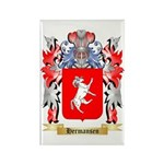 Hermansen Rectangle Magnet (10 pack)