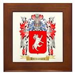Hermansen Framed Tile
