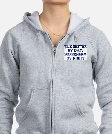 Tile Setter by day Sweatshirt