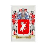 Hermanowski Rectangle Magnet (100 pack)