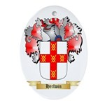 Herlwin Ornament (Oval)