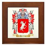 Herling Framed Tile