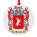 Herlein Round Ornament