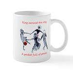 Ring Around The Rosy Mug Mugs