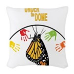 Under the DOME Four Hands Woven Throw Pillow