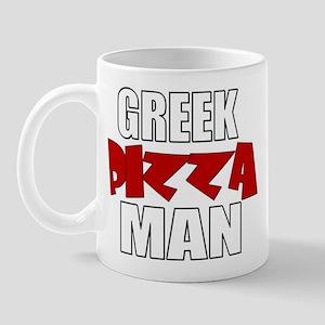 Greek Pizza Mug