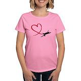 Airplane Women's Dark T-Shirt