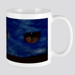 Catseyes in the Night Mugs