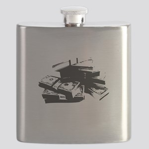 Cash Money Flask