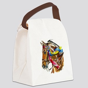 Morgan I Canvas Lunch Bag