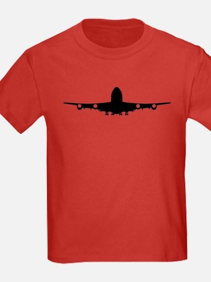 Airplane aviation T