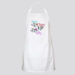 party party party BBQ Apron