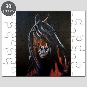 Morgan Stallion III Puzzle