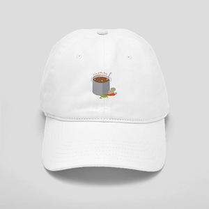 Soup Of Day Baseball Cap