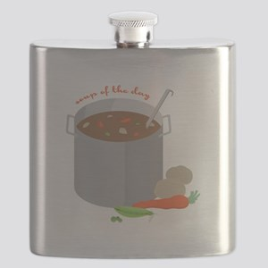 Soup Of Day Flask