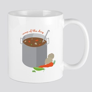 Soup Of Day Mugs