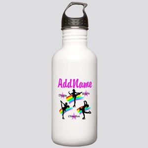 SKATING QUEEN Stainless Water Bottle 1.0L
