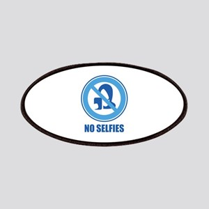 No Selfies Patches
