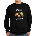 Pizza Queen Sweatshirt (dark)