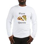 Pizza Queen Long Sleeve T-Shirt