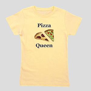 Pizza Queen Girl's Tee