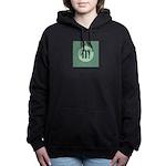 Living Waters Monogram Women's Hooded Sweatshirt