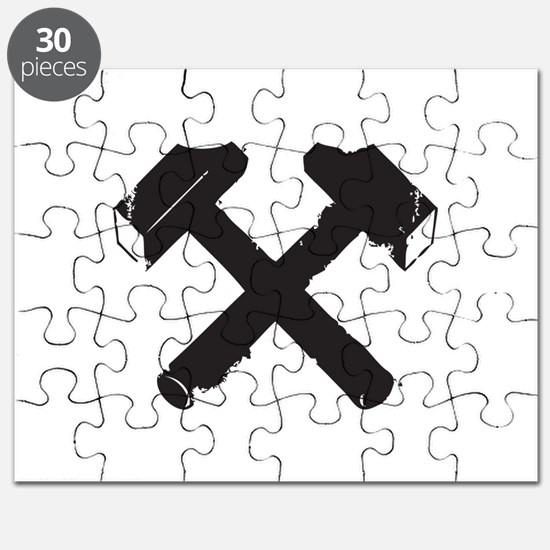 Crossed Hammers Puzzle
