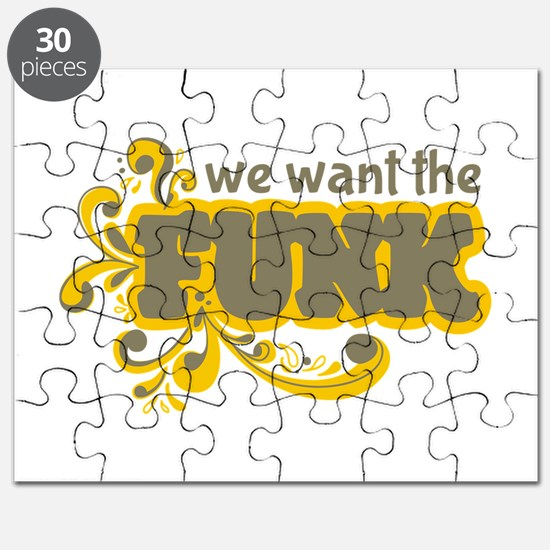 Want the Funk Puzzle