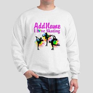 SKATING QUEEN Sweatshirt