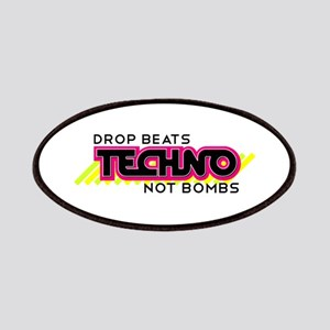 Beats Not Bombs Patches