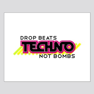 Beats Not Bombs Posters