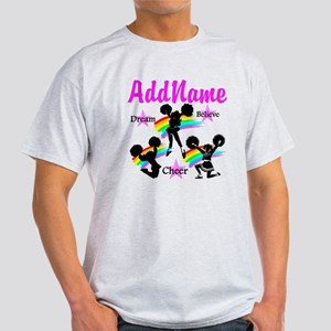 CHEERING GIRL Light T-Shirt