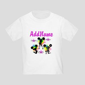 38c121ffd9c Cheerleading Toddler T-Shirts - CafePress