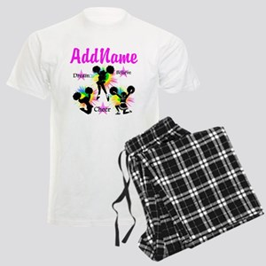 CHEERING GIRL Men's Light Pajamas