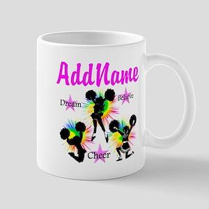 CHEERING GIRL Mug