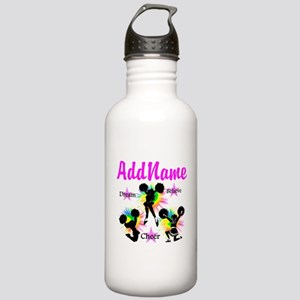 CHEERING GIRL Stainless Water Bottle 1.0L