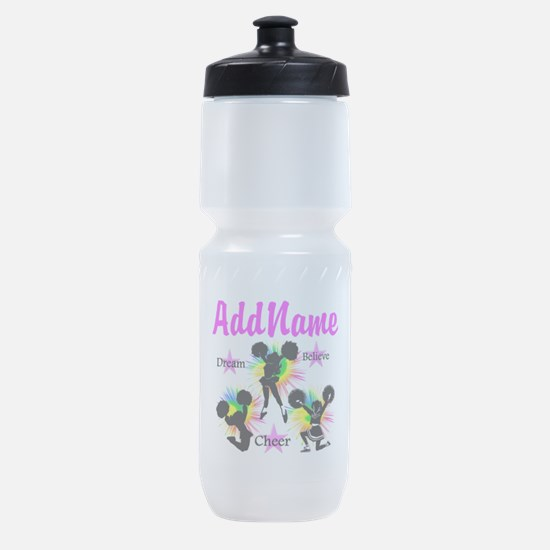 CHEERING GIRL Sports Bottle