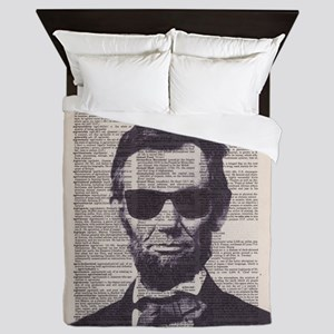 Cool Lincoln Queen Duvet
