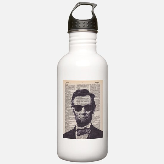 Cool Lincoln Water Bottle
