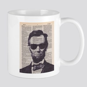 Cool Lincoln Mugs