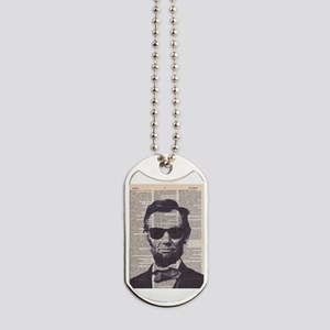 Cool Lincoln Dog Tags